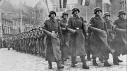 Доклад о96 ветеранах латышского легиона ССпредставили вМоскве
