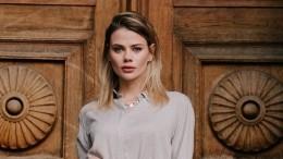 Жена внука Пугачевой сполуобнаженной грудью развлекается накарантине