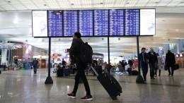 Россия ограничит въезд иностранцев из-за коронавируса