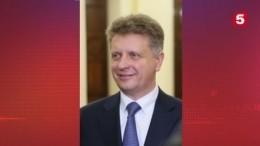 Вице-губернатор Петербурга ушел накарантин после отпуска вЕвропе
