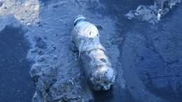Жителям Махачкалы грозит экологическая катастрофа