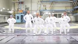 Работники Курской АЭС опубликовали челлендж вподдержку Little Big