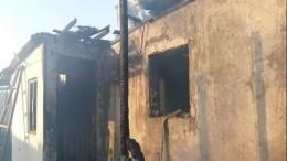 Пожар вСимферополе унес жизни четырех человек
