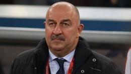 Станислав Черчесов прокомментировал отмену Евро-2020