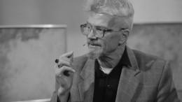 «Печально, что ушел»: Дмитрий «Гоблин» Пучков прокомментировал смерть Лимонова