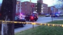 Несколько человек ранены врезультате стрельбы вБалтиморе