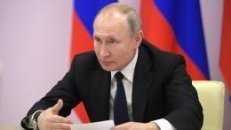 Путин побывал вКрыму нашестой годовщине воссоединения республики сРоссией