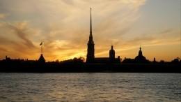 ВПетербурге введены новые запреты всвязи скоронавирусом