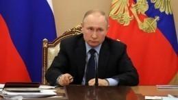 Владимир Путин признался, что больше всего доверяет простым россиянам