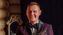 «Сегодня обменялись кольцами»: Меньщиков объявил опредстоящей свадьбе