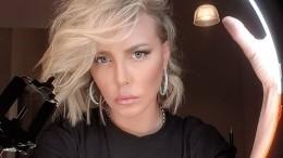 Малиновская призналась, что еетянуло надевочек