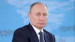 Путин ответил нашутку Галкина всвой адрес