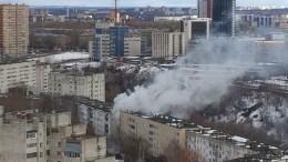 Взрыв бытового газа произошел вжилом доме вПерми