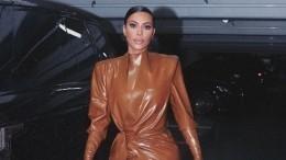 «Горячая девочка!»— Ким Кардашьян показала, как выглядела 20 лет назад