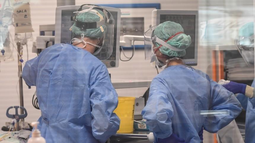 Первый пациент скоронавирусом умер вФинляндии