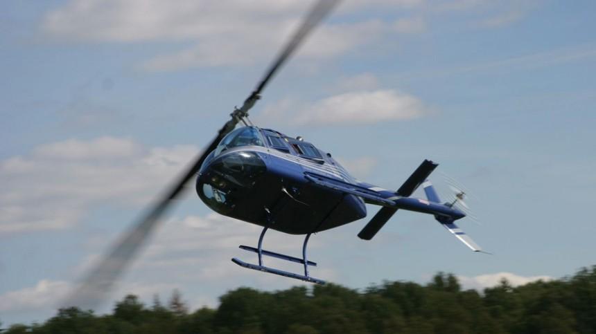 Вертолет разбился вНенецком АО, погиб пилот
