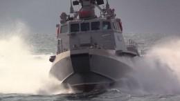 Украинские военные сочли свои катера «ответом» десантным кораблям ЧФРФ