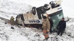 Число пострадавших при столкновении автобусов вТамбовской области выросло до15
