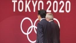 Глава МОК неисключил проведения летних Олимпийских игр вТокио
