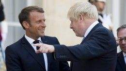 Коронавирус едва неспровоцировал ссору между Францией иВеликобританией