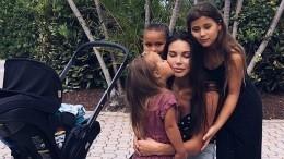 «Дети меня подбадривали»: супруга Джигана рассказала опоследних днях вМайами