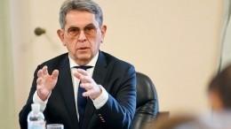 Глава Минздрава Украины приравнял людей старше 65 лет ктрупам