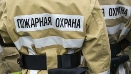 Видео: Помещения бывших складов полыхают насеверо-востоке Челябинска