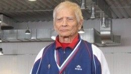 90-летний тольяттинец стал рекордсменом ЧРполегкой атлетике