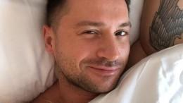 Сергей Лазарев назвал себя временно безработным из-за коронавируса
