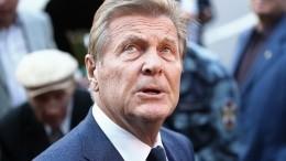 Владимир Винокур рассказал осостоянии Льва Лещенко, попавшего вбольницу вКоммунарке