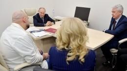 Врач предложил Путину готовиться кнескольким сценариям покоронавирусу