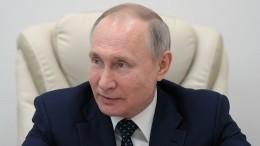 Путин будет участвовать вконференции G20 повидеосвязи изПетербурга