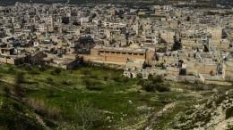 «Спали встрахе»— пригороды Алеппо постепенно возвращаются кмирной жизни