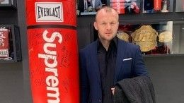 Шлеменко принял вызов Емельяненко набой