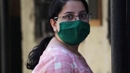 ВИндии новорожденную девочку назвали вчесть нового коронавируса