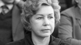«Королева высоты»: женское счастье Инны Макаровой