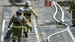 Шестеро детей пострадали при пожаре вмногоэтажке вКраснодаре