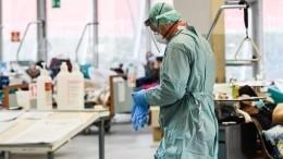 ВМоскве скончались два пациента сположительным тестом накоронавирус