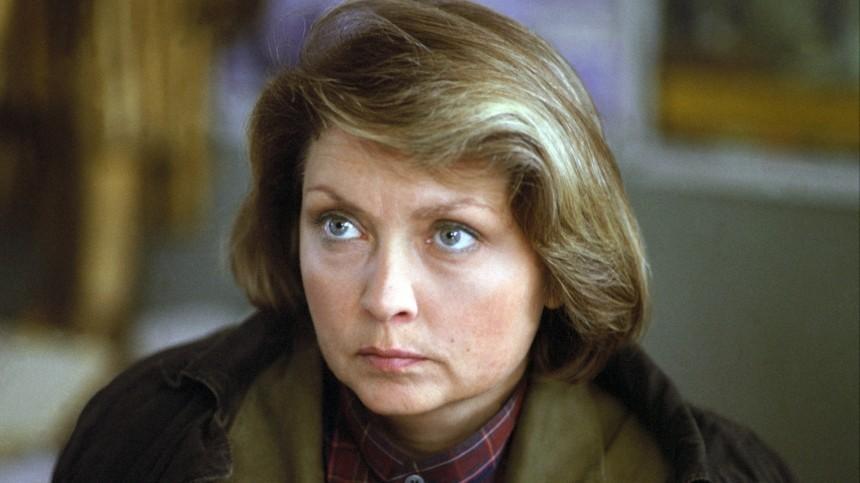 Актриса Жанна Болотова заразилась коронавирусом