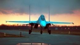 Упавший вЧерное море Су-27 вовремя учебного полета был без боекомплекта