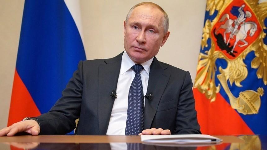Нерабочая неделя: вКремле разъяснили указ Владимира Путина