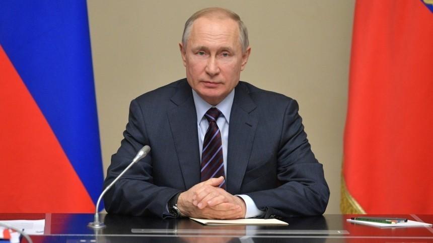 20 фотографий сВладимиром Путиным за20 лет