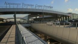 Комплекс мер попрофилактике коронавируса принимается впетербургском аэропорту «Пулково»