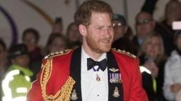 Принц Гарри должен сменить фамилию после снятия королевских полномочий