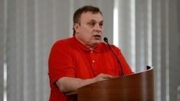 Разин отозвал иск кЛьву Лещенко, узнав оего госпитализации