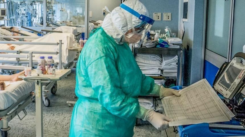 Петербуржец скоронавирусом умер вбольнице наКубе