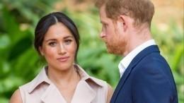 Меган Маркл запретила принцу Гарри навещать больного отца вВеликобритании
