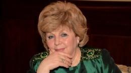 «Наизоляции»: Рубальская рассказала осостоянии после новостей оЛещенко