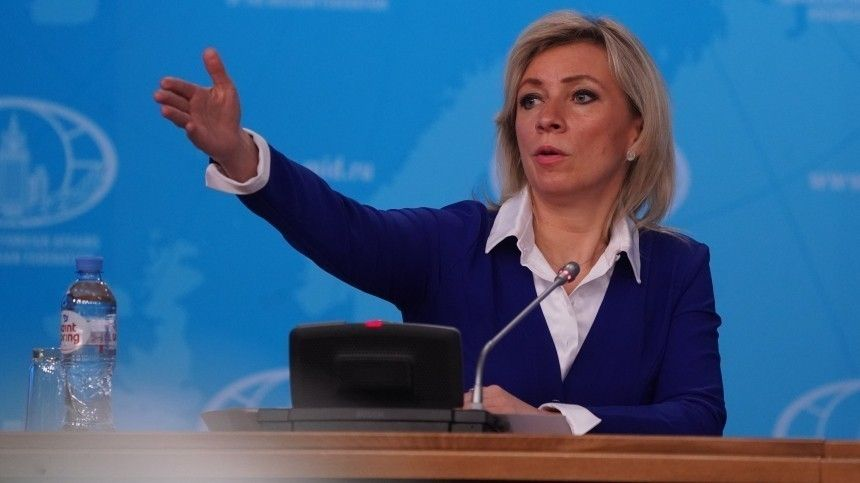 Захарова ответила накритику «бесполезной» гуманитарной помощи для Италии