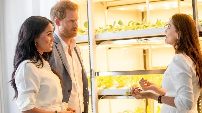 Принц Гарри иМеган Маркл опасаются, что тоже могли заразиться коронавирусом